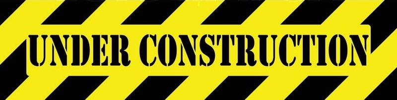 Persnickety image for free printable under construction signs